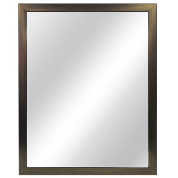 mirror and framing