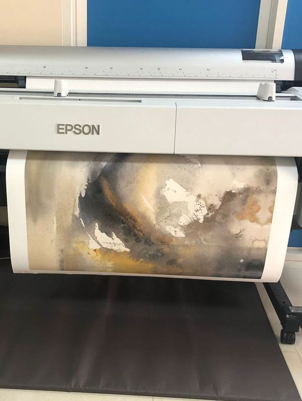 Canvas printing in dubai
